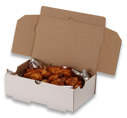 Rib & Chicken Box